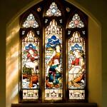 Penshurst stained glass