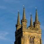 Penshurst church steeple